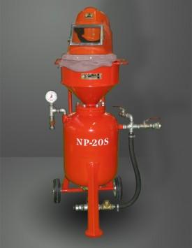 NP-20S Mobilna peskara