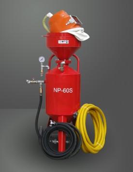 NP-60S Mobilna peskara